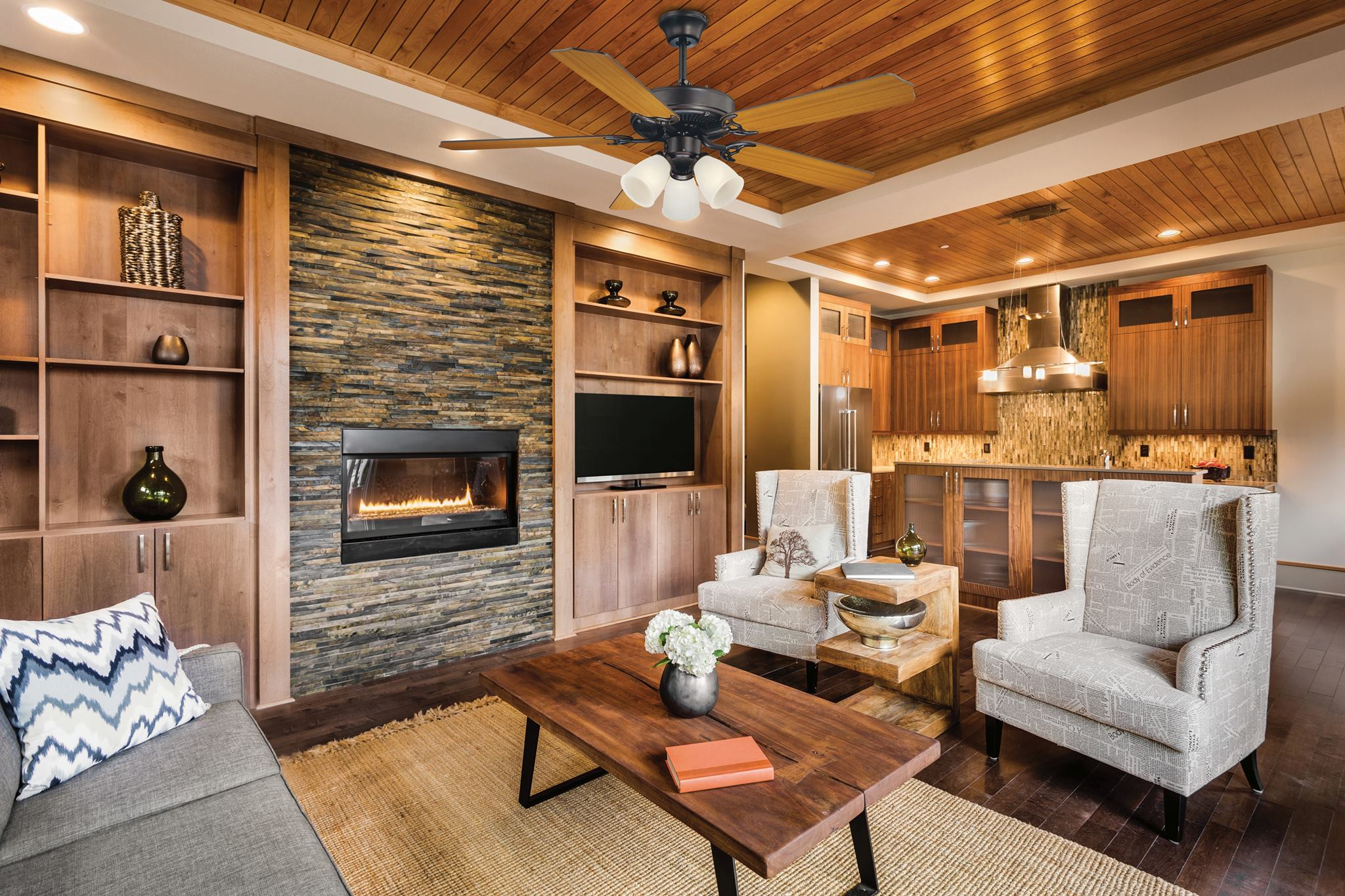 Rustic Ceiling Fans A Brief Guide Creative Lighting Blog